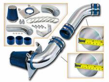BCP BLUE 89-93 Mustang 5.0L V8 Cold Air Intake Induction Kit + Filter