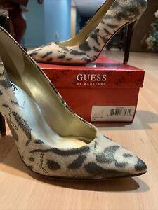 Womens Guess Leopard Pumps Size 7