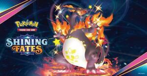 COMPLETE YOUR SET: Pokemon TCG Shining Fates - HOLO RARES/REVERSE HOLOS/V/VMAX