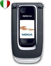 NOKIA 6131 TELEFONO CELLULARE NUOVO ULTIME SCORTE GARANZIA ITALIA SCATOLA NOKIA