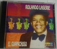 Rolando Laserie El Guapachoso Cd Colombia,Cuba Boleros Guarachas, 16 Exitos