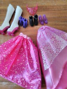 Barbie Clothes & Shoes Bundle
