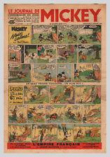 LE JOURNAL DE MICKEY N°  273 du 07/01/1940 TBE  PIM PAM POUM
