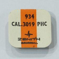 Parti calibrate - Calibrated parts - ref. (934) - Zenith 3019 PHC