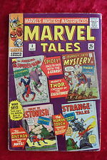 MARVEL TALES #3 ANTMAN, SPIDERMAN, THOR & TORCH STORIES! MARVEL COMICS
