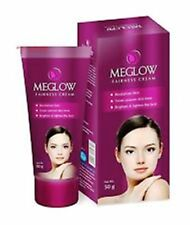 Meglow Whitening Face Fairness Cream For Women Fair Glowing Beauty Skin  50 GM