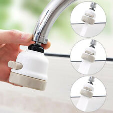 Moveable Kitchen Tap Head Universal 360° Rotatable Faucet Water Sprayer--