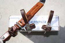 Russian/ Soviet  Bayonet Leather Frog Belt Hanger- Kazakistan-Production