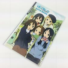 Anime K-on! Cosplay Notebook Gift