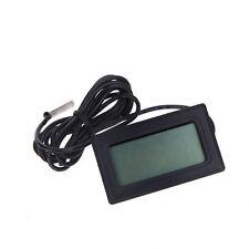 Digital LCD Fridge Freezer Aquarium Kitchen Room Temperature Thermometer Tester