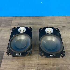 Infinity 4x6 Reference Speaker Set - Pair - 2 Way