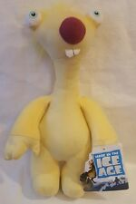 """14"""" ICE AGE CONTINENTAL DRIFT SID THE SLOTH PLUSH NEW WITH TAGS TOY FACTORY 2014"""