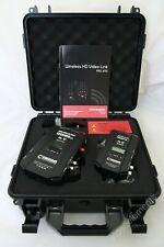 CINEGEARS Ghost-Eye 400M V2 Wireless 3G-SDI/HDMI Transmission Kit (3280') OVP#EU