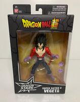 Dragon Ball Stars - Super Saiyan 4 Vegeta Action Figure - Bandai