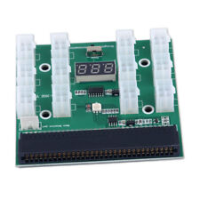 New 1200w Power Supply Breakout Board Module W/ Button for Ethereum