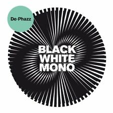 DE-PHAZZ - BLACK WHITE MONO   CD NEU