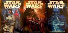 Star Wars™ GRAPHIC NOVEL At War With the Empire / Rebels OMNIBUS ISSUE SAGA SET