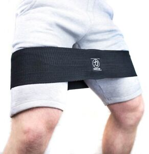 """Strength Shop Heavy Duty Hip Band - Mobility Circle (14"""" - Black) - Extra Wide"""