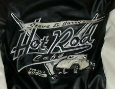 New listing Vintage Steve & Barry'S Hot Rod Cafe Varsity Letterman Jacket Size Mens Xl Sport