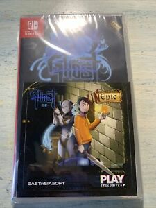 Ghost 1.0 + Unepic Collection Nintendo Switch Factory Sealed Fast Shipping