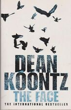 DEAN KOONTZ THRILLER - THE FACE - BUY ALL HIS BOOKS & COMBINE POSTAGE