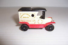 TOMICA 1977 #F11 TYPE-T FORD HAPPY HOME BREAD DELIVERY TRUCK