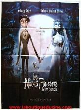 NOCES FUNEBRES Affiche Cinéma / Movie Poster TIM BURTON