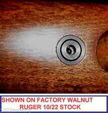 BLACK escutcheon for the Ruger 10/22, BRAND NEW PRODUCT