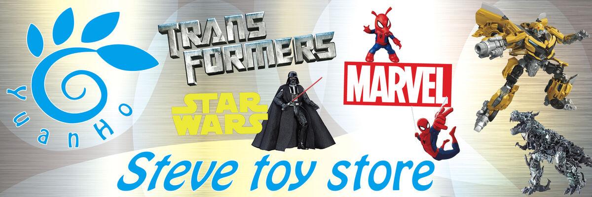 Steve toy store