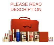 2020 Estee Lauder Blockbuster Holiday Make Up Gift Set Train Case