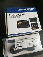 Pack ALPINE TUE-DAB1U + KAE-242DA Antenna sintonizzatore DAB/DAB