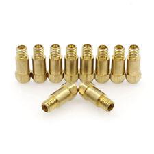 142.0020 MIG Welding Torch Tips Holder M8 x 28mm for Binzel MB 36KD Pkg-10