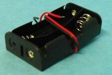 Stevens Motors 5410	Battery Box for 2 AA Batteries (wired)