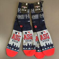 PKWY Unisex 3-Pack Cleveland Indians Crew Socks
