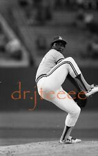 1972 Vida Blue OAKLAND A'S - 35mm Baseball Negative