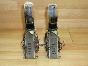 Two Tesla Power Transformers for your Klangfilm tube amp.project