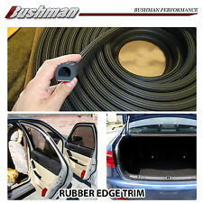 1 Meter Edging trim D Strip Car Body Profile Door Foam Self Adhesive Seal EPDM
