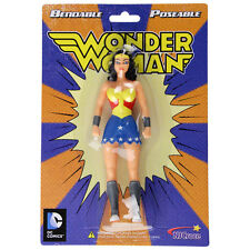 WONDER WOMAN FIGURE BENDABLE  NJCROCE 14cm