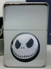 JACK SKELLINGTON NIGHTMARE CHRISTMAS FLIPMETAL PETROL LIGHTER