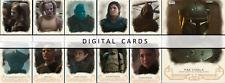 Topps Star Wars Card Trader Galactic Heritage The Mandalorian  [11 DIGITAL CARD]
