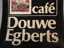 Douwe Egberts cafe Zahlteller Design A. Ungewiß Wechsel - Geld - Teller Desse