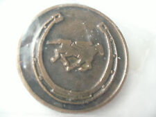 Thistledown Horse Race Track coin 50 years of racing 1925-1975 Large 1-1/4''