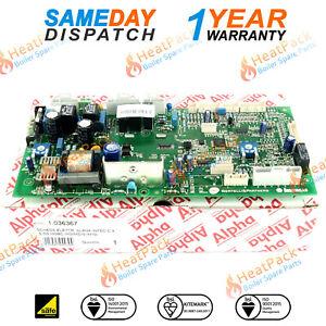 ALPHA INTEC RANGE S12 18 28 X24 28 C26 30 34 GS 30 40 PCB 1.030267 WAS 3.022790