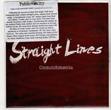 (ER220) Straight Lines, Commitments - 2012 DJ CD