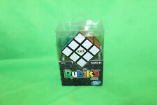 HASBRO RUBIK'S CUBE A9312 HAND HELD PUZZLE GAME WITH DISPLAY STAND