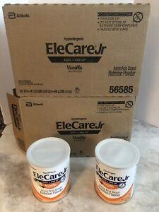 Elecare Jr. Vanilla (2) Cases 12 Cans Exp Sept 01,2021