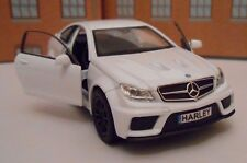 PERSONALISED PLATES MERCEDES C63 AMG Model Toy Car boy dad CHRISTMAS gift NEW!