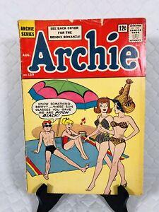 ARCHIE COMICS * ARCHIE * #139 1963 🔥 SILVER AGE 💥 VG