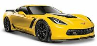 Maisto 1:24 2015 Corvette Z06 Diecast Model Racing Car Vehicle Toy New in Box