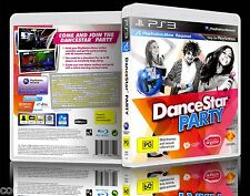 (PS3) DanceStar Party (Dance Star) (PG) (Dancing/Music) Guaranteed, 100% Tested